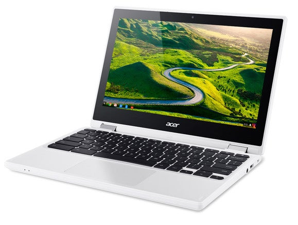 acer chromebook r11 white