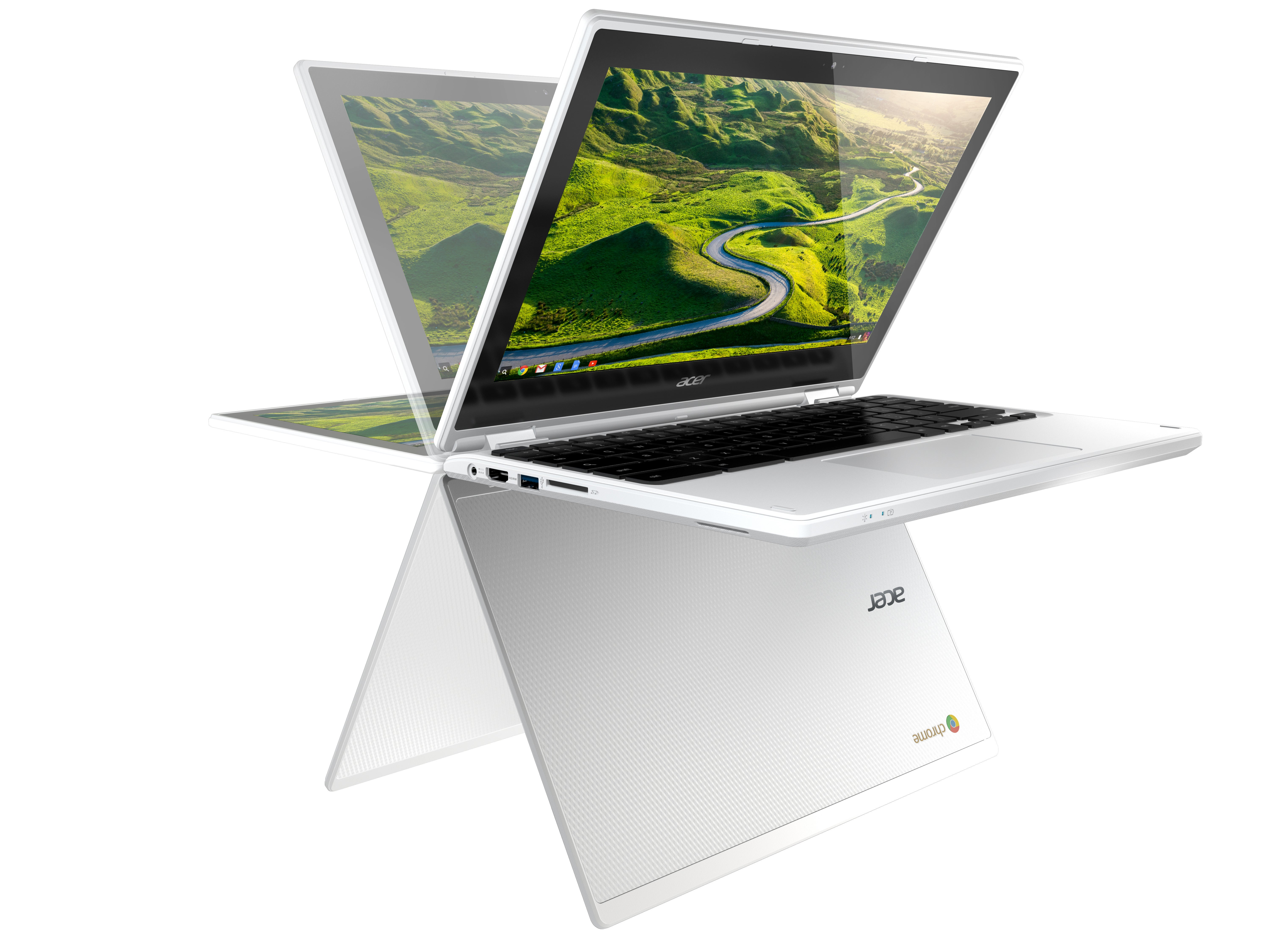 cheap and convertible chromebooks debut at ifa lenovo s 100s