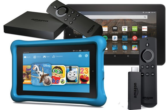 Amazon launches a 4K Fire TV and a $50 Fire tablet | TechHive