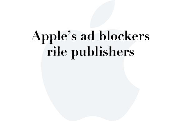 apple ad blockers