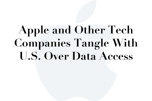 apple data access