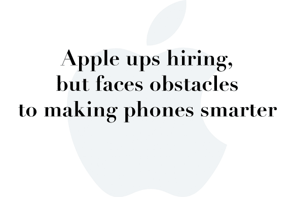 apple up hiring