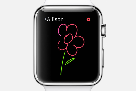 apple watch digital touch