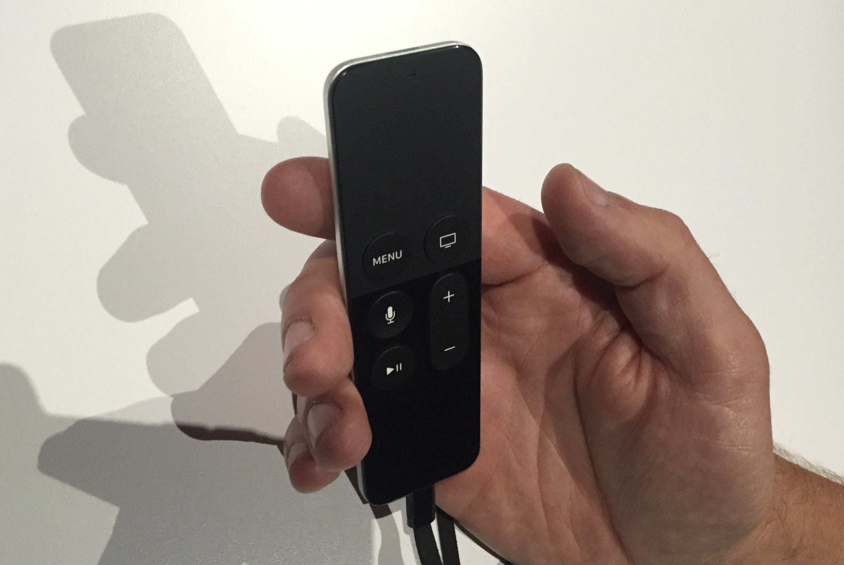Hands-on with the new Apple TV and Siri Remote