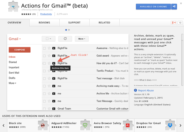 best chrome extensions gmail 2