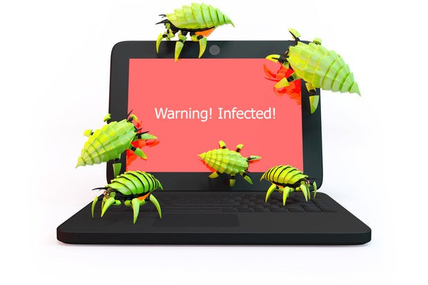 Prevent Windows malware turn off administrator rights security viruses