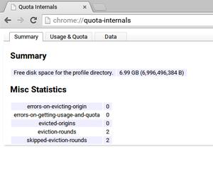 chromebook statistics