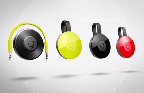 chromecast family