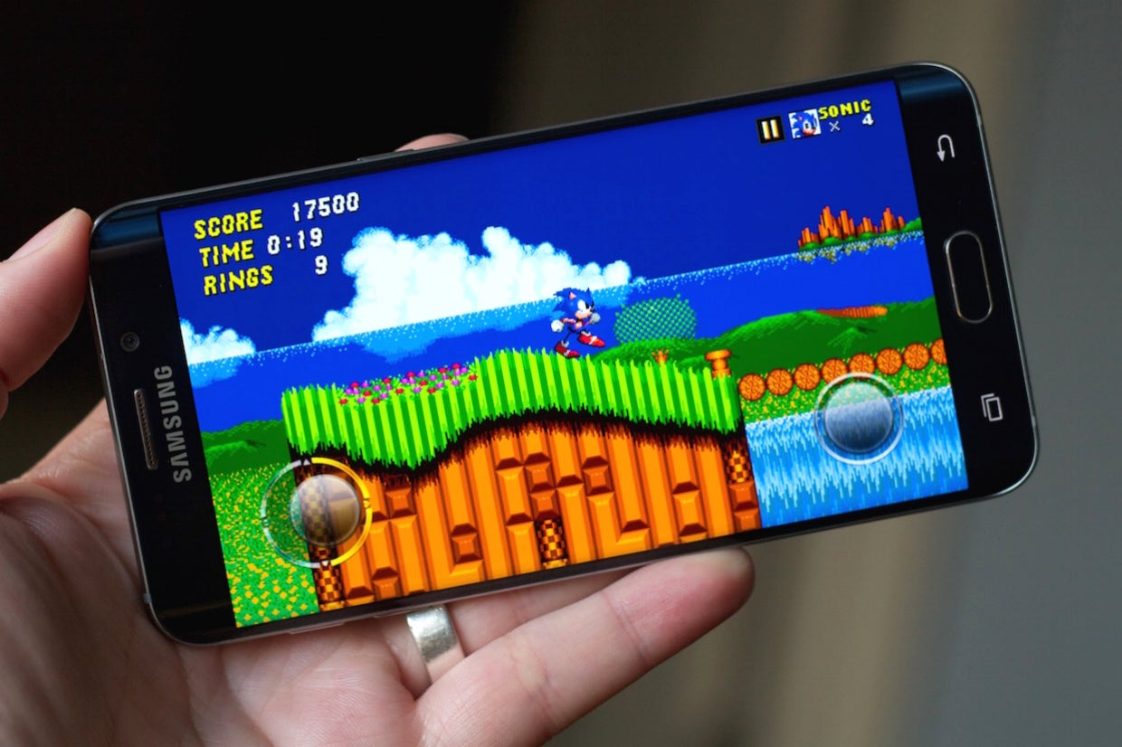 Phone Sega Games For Android Phones 20 classic games you can play on your android phone greenbot see larger image