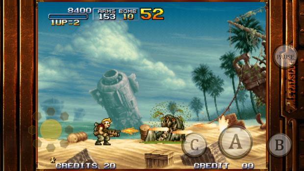 classic games metalslug3