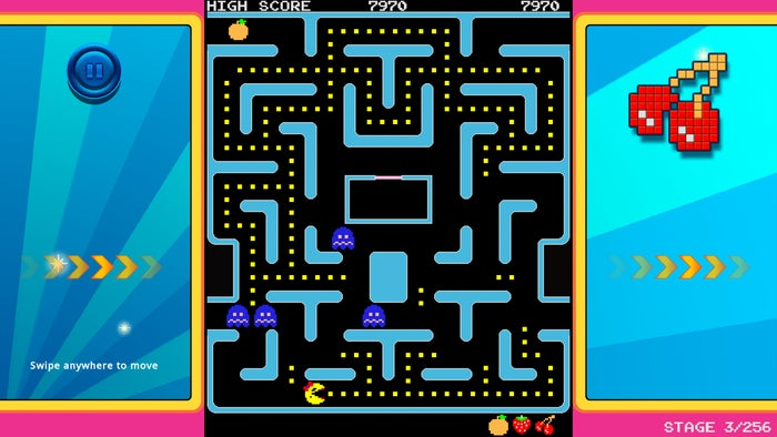 classic games mspacman