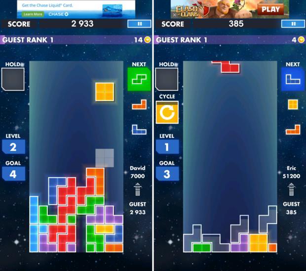 classic games tetris