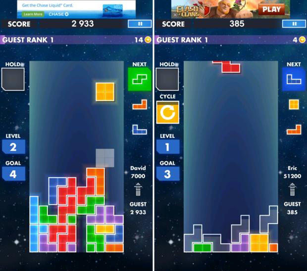 games tetris classic