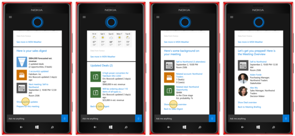 Microsoft puts the focus on focus in Dynamics CRM 2016