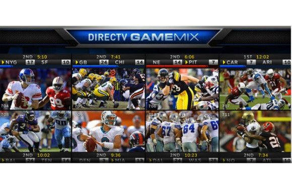 DirecTV Game Mix