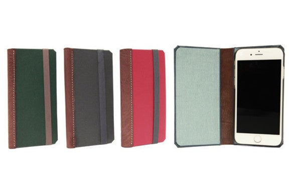 dodocase bookcase iphone