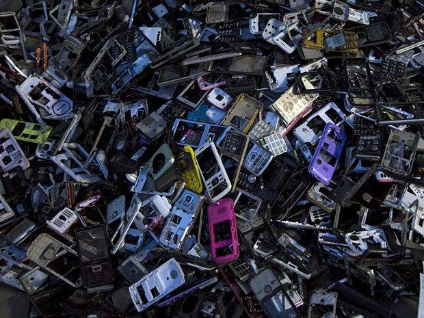 e waste dump china 13
