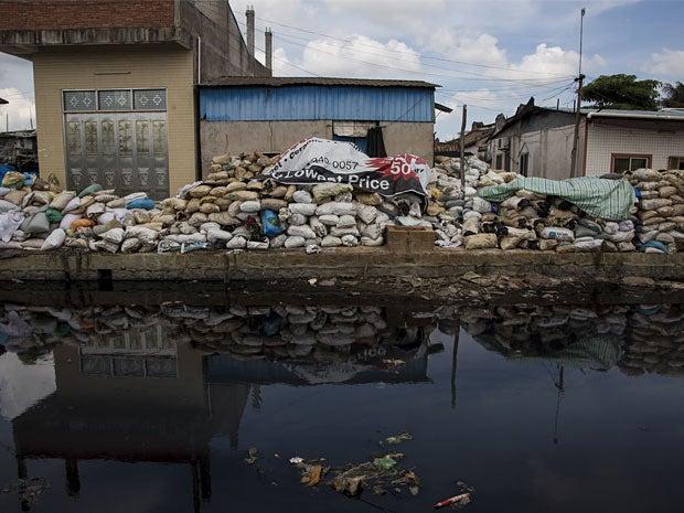 e waste dump china 7