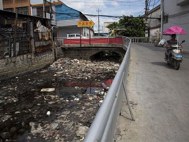 e waste dump china 8