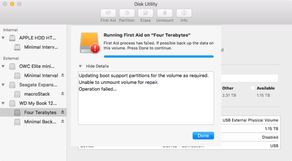 Hands On With Disk Utility In El Capitan Tool For Storage