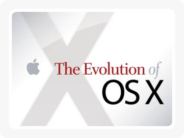The evolution of macOS (and Mac OS X)