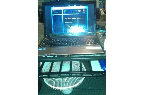fan laptop