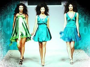 fashion show intro hp