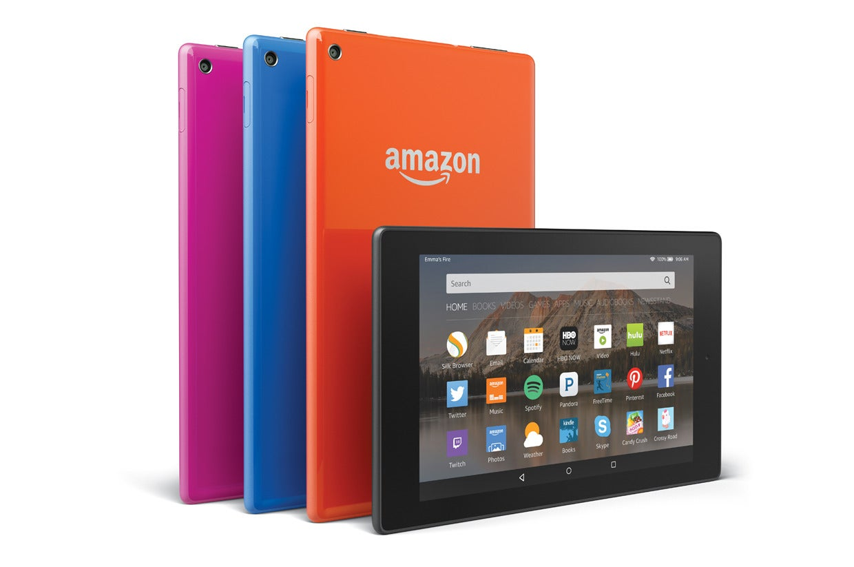 Amazon launches a 4K Fire TV and a $50 Fire tablet