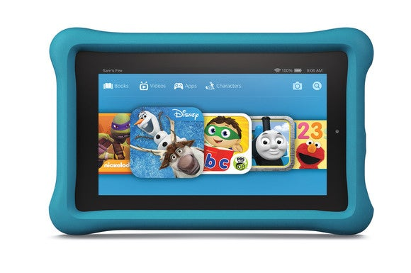 Amazon Fire Kids Editio