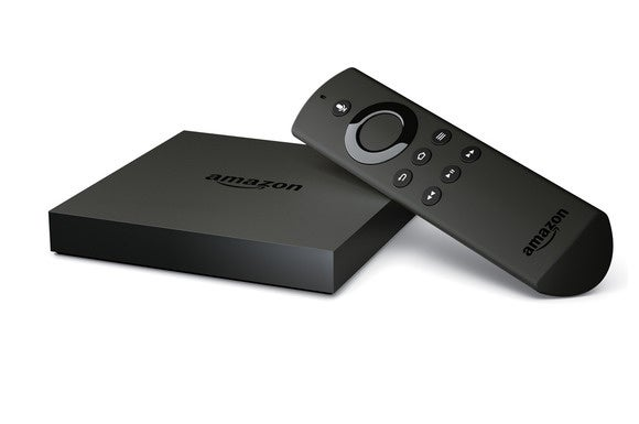 Amazon Fire TV with Voice Remote