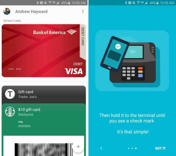 fivetotry sept18 androidpay