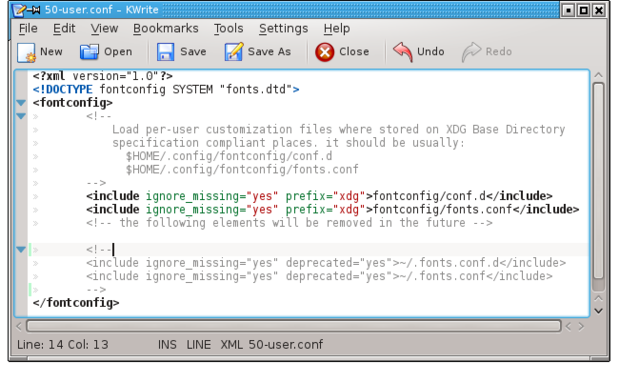 How to fix 'Fontconfig warning' errors in Linux | ITworld