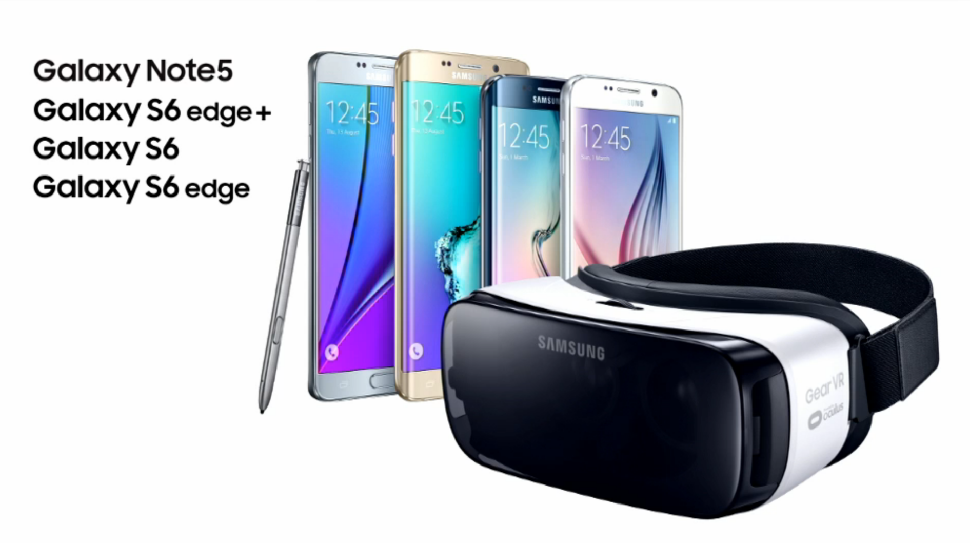 d5f284afbc60 Samsung s new Gear VR virtual reality headset only costs  99