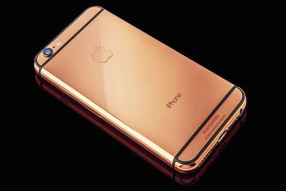 goldgenie 24kgold iphone