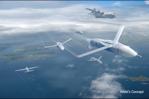 darpa-looking-to-sling-and-recover-drones-from-aircraft-motherships
