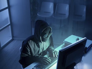 hacker hacking cyberthreat theft