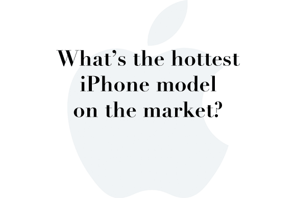 hottest iphone