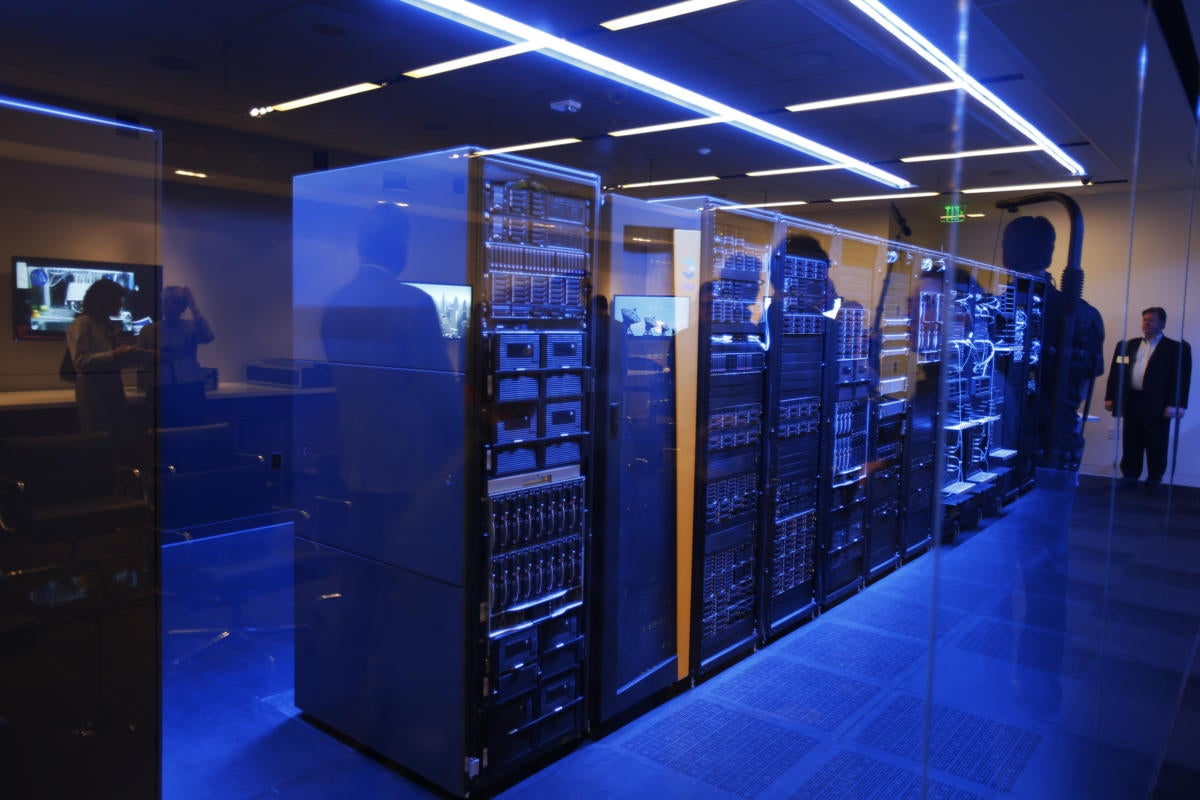hp data center
