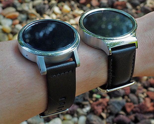Huawei Watch, Moto 360 Wrist