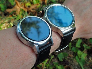 Huawei Watch vs. New Moto 360