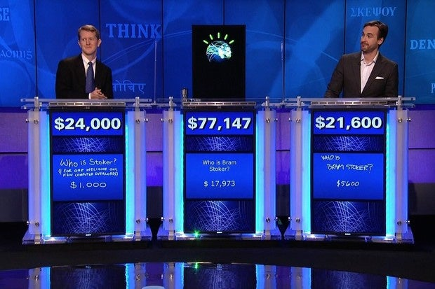 ibm watson on jeopardy