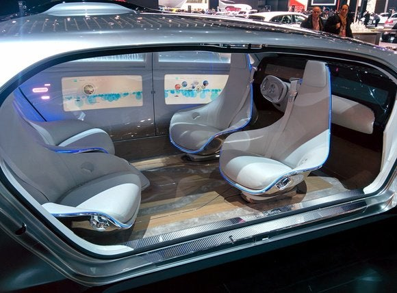 nissan 39 s new concept car is a digital canvas inside and out pcworld. Black Bedroom Furniture Sets. Home Design Ideas