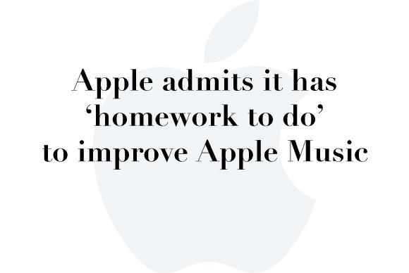 improve apple music