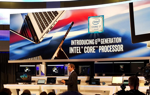 intel skylake launch