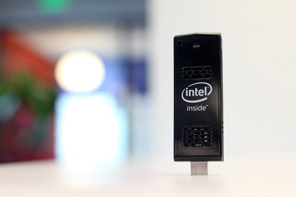 intel computestick standing