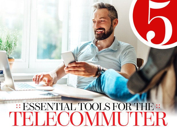 Essential tools for the telecommuters