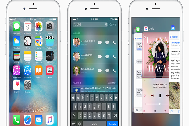 iOS 9 now on two-thirds of Apple's iPhones, iPads & iPod touches