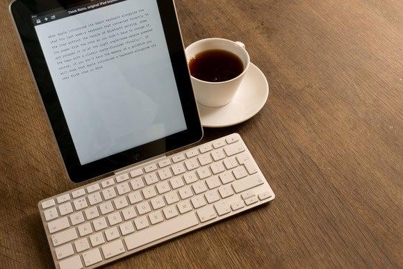 ipad keyboard alternate primary