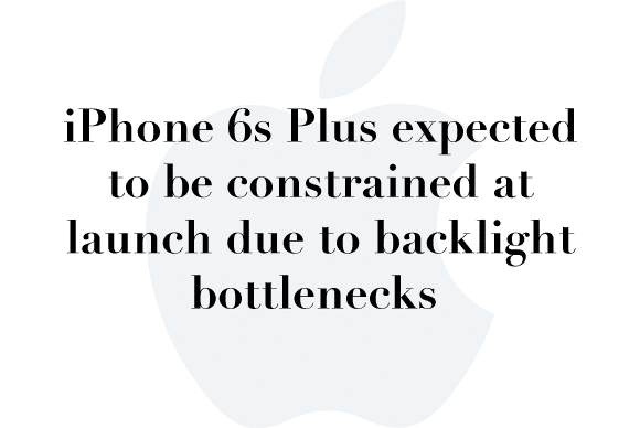 iphone 6splu constrain