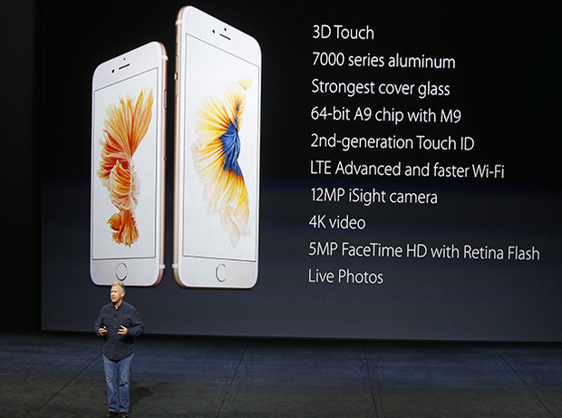 iphone 6s reuters
